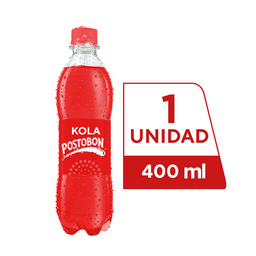 Kola Postobón 400 ml