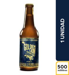 Golden Lion Sidra 500 ml