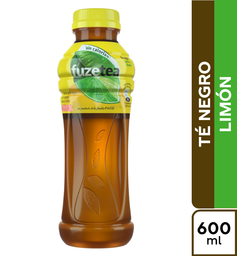 Fuze Tea Limón 600 ml