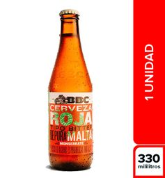 BBC Monserrate Roja 330 ml