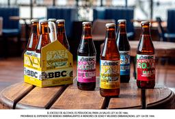2x1 Fourpack Cerveza BBC