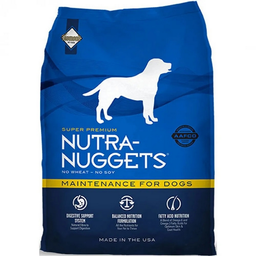 Nutra Nuggets Maint Form