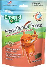 Snack Emerald Pet Cat Dental Salmon 85 g