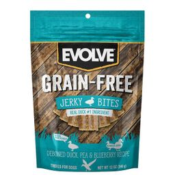 Snack Evolve Grain Free Jerky Duck 343 g