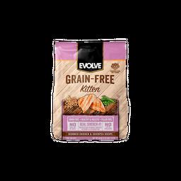 Evolve Cat Grain Free Kitten Chicken 2.75 Lb