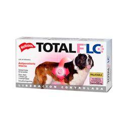 Antiparasitario Holliday Total Flc Perro Grande 3 Comprimidos