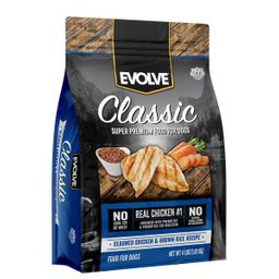 Alimento Seco Evolve Dog Adult Chicken & Rice 1.81 Kg