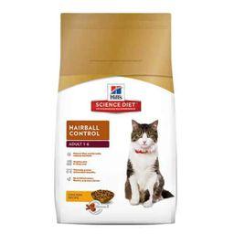 Alimento Seco Hill's Feline Adult Hairball 3.5 Lb