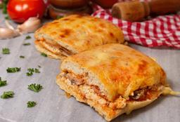 Pan Pizza Pollo