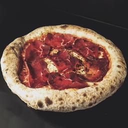 Bresaola Pizza