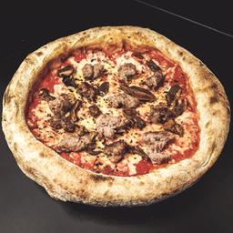 Pizza Salsiccia e Porcini