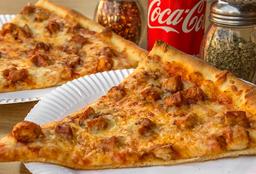 Slice Pizza Pollo BBQ
