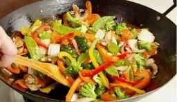Cama de Vegetales