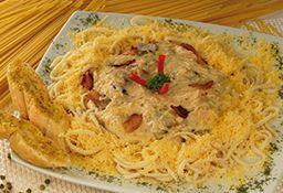 Spaguetti di pollo