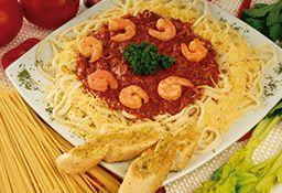 Spaguetti mediterraneo