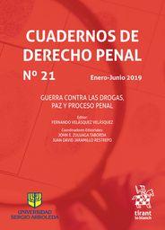 Cuadernos de derecho penal nº 21 Enero-Junio 2019 COLOMBIA