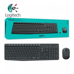 Combo Logitech Mk 235 2 U