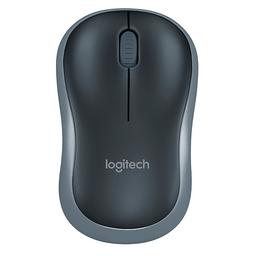 Mouse Logitech M185 Inalámbrico Negro 1 U