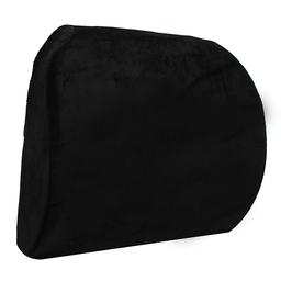 Cojin Lumbar Memory Foam Black Import