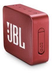 JBL AltaVoz Bluetooth GO2 Rojo