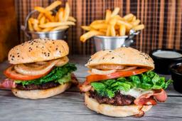 2x1 Twins Burger