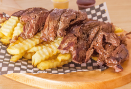 Combo ok@ Steak