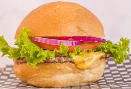 Ok@ Cheese Burger