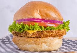 Ok@ Chicken Burger