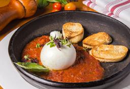Mozzarella Fonduta