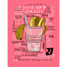 Cuadro Fuck of Classics 1 U
