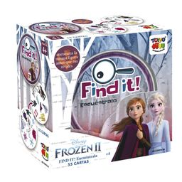 Find it  TOYNG caja metálica Frozen 2