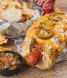 Hot Dog Chihuahua