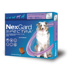 Nexgard Spectra L 15-30Kg