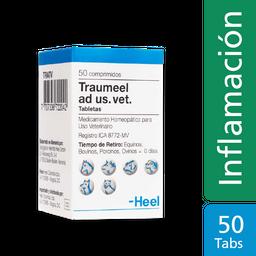 Traumeel Ad Us Vet Tabletas