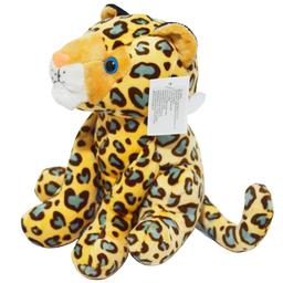 Leopardo de peluche