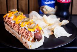 Combo Hot Dog Chihuahua