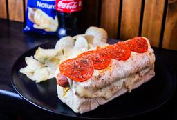 Combo Hot Dog Dalmata