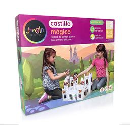 Set Para Armar Castillo Mágico 1 U