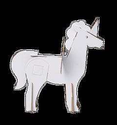Set Para Armar Unicornio Sorpresa 1 U