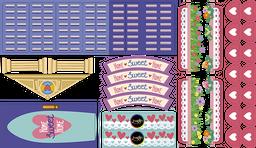 Set Para Armar Casa de Muñecas 1 U