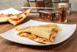 Pizza Estofada Borde de Queso