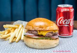 Combo Bacon Cheeseburger X4