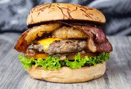 Combo Burger Tremenda