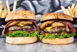 2x1 Combo Burger Tremenda