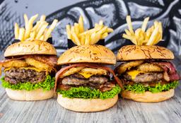 3x2 Combo Burger Tremenda