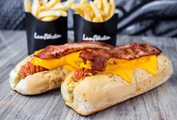 2x1 Combo Hot Dog Gomelo