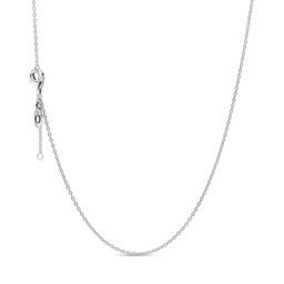 Collar Cadena de Cable Clásico 45 cm