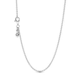 Collar de Plata Clásico 45 cm