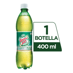 Canada Dry Ginger Ale 400 ml