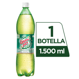 Canada Dry Ginger Ale 1.5 L